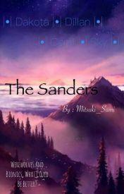 The Sanders by KawaiiPandaGamer
