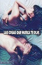 Las Cosas Que Nunca Te Dije. by heartbreak98