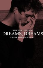 Dreams (Adrian Ivashkov fanfic) by shattered-angel