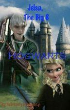 Jelsa, The Big 8, at Hogwarts by BrittanyRepassy