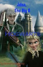 Jelsa, The Big 8, at Hogwarts by JelsaOTP98
