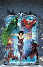 Os Filhos Da Liga Da Justiça  by GeekUniverse1618