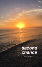 second chance ➹ glenn rhee  by hannahsbaker