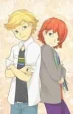 Back To Life (Nathaniel X Reader X Adrien) by -CeanPines-