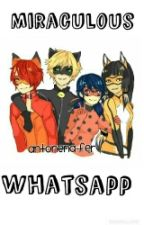 Miraculous Whatsapp by AntoNena-Fer