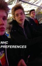 New Hope Club Preferences by naivebradley