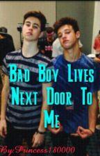 Bad Boy Lives Next Door To Me by Princess180000