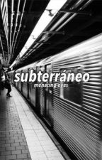 Subterráneo » Louis Tomlinson.  by menacing-eyes