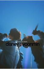 disney ; yoonmin by berrytae
