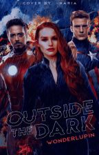 OUTSIDE THE DARK • AVENGERS by wonderlupin