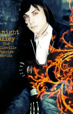 Midnight Alley (The Belleville Vampire series Book #3) by twilightobbsessed123