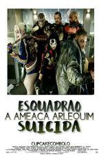 Esquadrão Suicida- A Ameaça Arlequim (FINALIZADA) by CupcakeComBolo