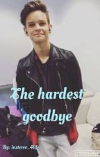 The hardest goodbye (E.K fanfic) by Instereo_4life