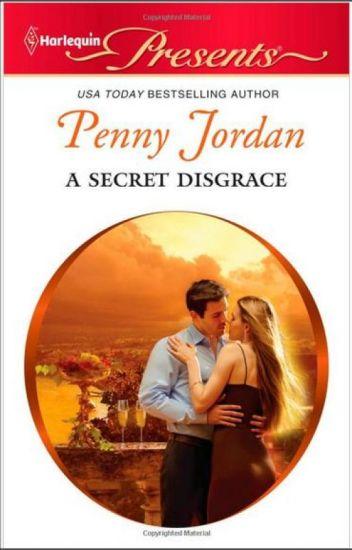 Amargura Secreta - Penny Jordan