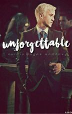Unforgettable // draco + astoria by onlyforsebstan
