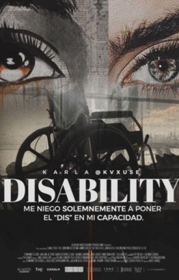 « disability. » camren fanfic.