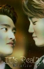 It's Real? ▫ Kaisoo「OneShot」 by KimGio
