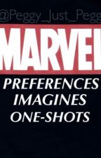 MARVEL Preferences, Imagines, and One-Shots by Peggy_Just_Peggy