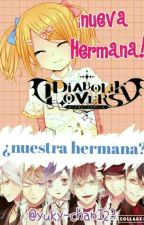 Diabolik Lovers: ¡nueva Hermana!  by yuky-chan123