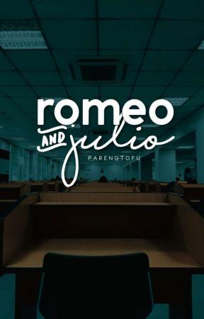 Romeo & Julio [K-Tseries #1] by parengtofu