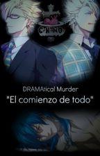 "DRAMAtical Murder""El comienzo de todo"" by dramatiquecatkora"