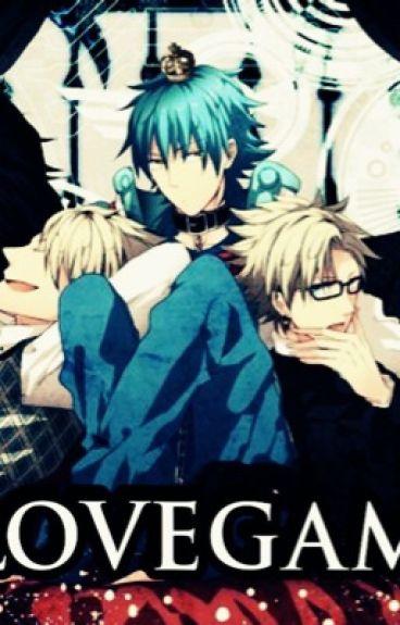 LOVE GAME : Aoba X Virus X Trip (Yaoi)