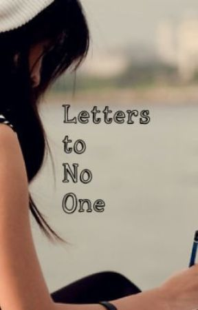 Letters to No One by adalyns
