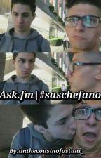 Ask.fm   #saschefano  by imthecousinofostuni_