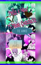 Mi Medio Chocolate (Mello X Near YAOI) by Empanada_con_Lemon