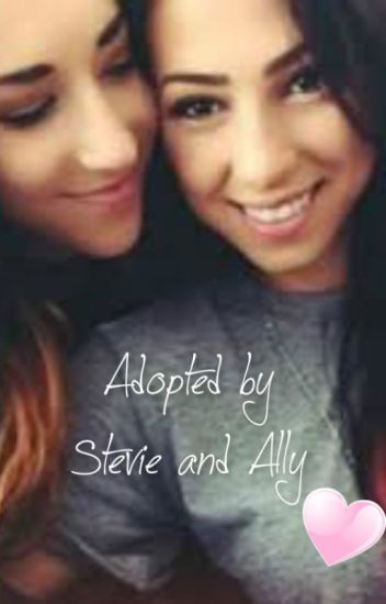 Adopted By Ally and Stevie