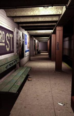 Subway Love (BxB) by DracoJayyHorror