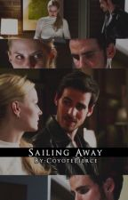 Sailing away   Captainswan  by CoyotePierce