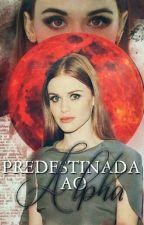 Predestinada ao Alpha  by vitoria_andrad