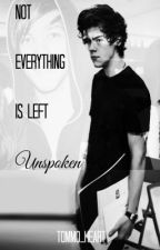 Not Everything is Left Unspoken -Larry Stylinson- by stripperlouisx