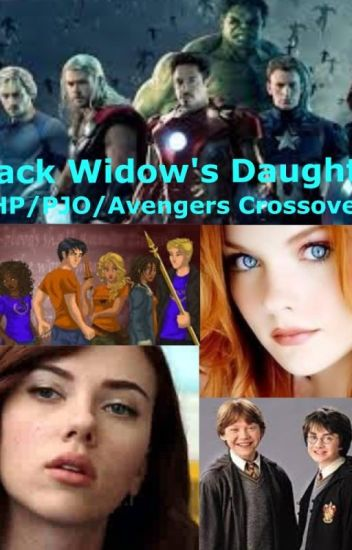 Black Widow's Daughter (HP/PJO/Avengers Crossover