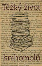 Těžký život knihomolů by VeroNicaPer