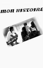 Mon histoire  [TERMINER] by maeva_grn