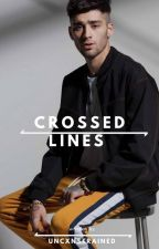 Crossed Lines by uncxnstrained
