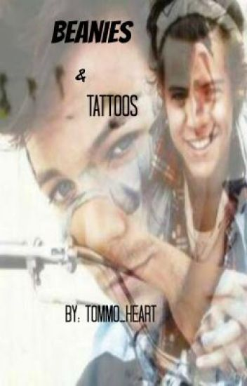 Beanies and Tattoos -Larry Stylinson- AU Punk!Louis UNI!Harry