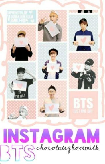 Instagram || BTS ZAWIESZONE
