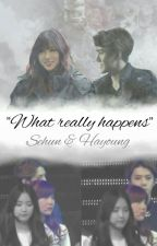 What really happens [ONE SHOT] / (Sehun Hayoung) by oh_surong