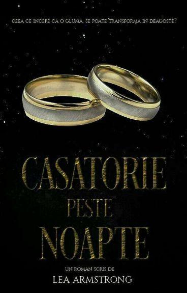 Căsătorie Peste Noapte - În Curs De Rescriere-