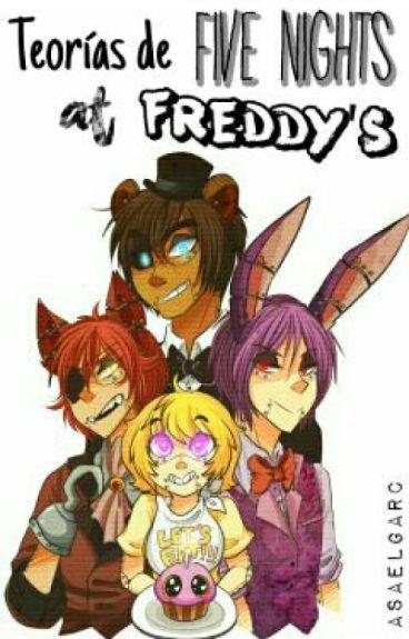 Teorias De Five Nights At Freddy's