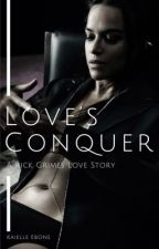 Love's Conquer - Rick Grimes  by CharBryant