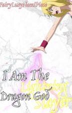 I Am The Lightning Dragon God Slayer//EDITING// by FairyLucyNamiPiece