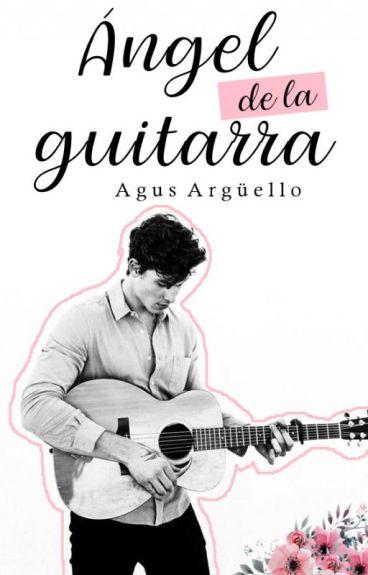 Ángel de la guitarra.