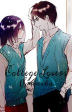 College Lovers (Eremika) by anime_hutch