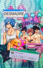 SimSimi | f.t ramdom by demxnfairy
