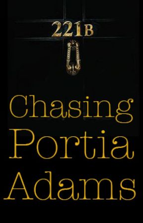 Chasing Portia Adams by AngelaMisri