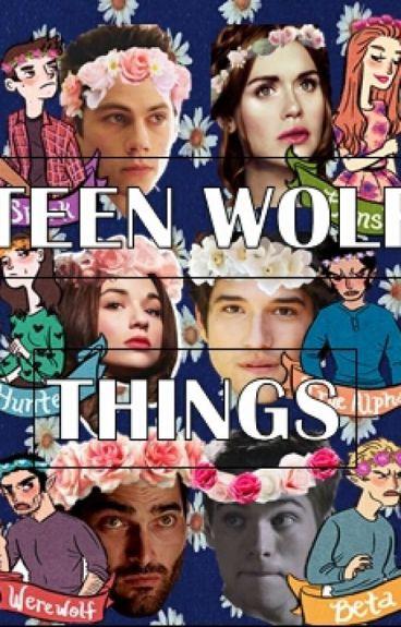 Cosas De Teen Wolf